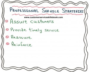 Strategies for Providing Professional Customer Service