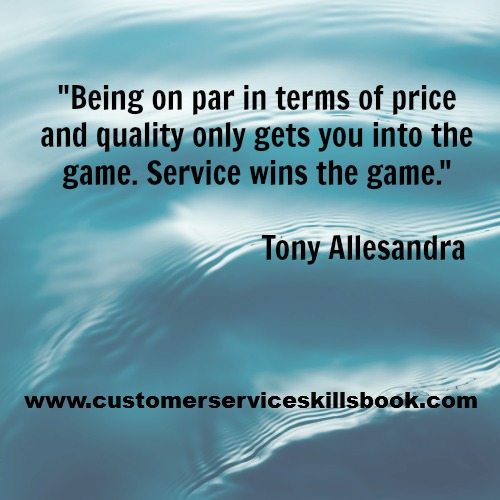 quote on service