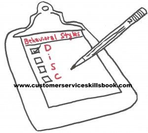 Customer Service Tip - Use Behavioral Style Assessments Surveys to Better Understand Yourself and Your Customers