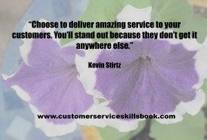 Quality Customer Service Quote - Kevin Stirtz