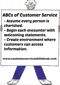 Delivering Positive Customer Service Every Time