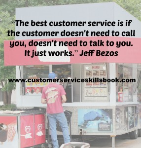 Quote on Delivering the Best Customer Service Possible - Jeff Bezos