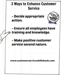 Three Ways to Enhance Customer Service in Any Organization