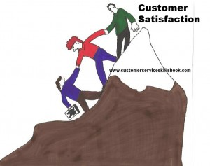 Building Customer Loyalty Through Sound Customer Relations Leads to Customer Satisfaction