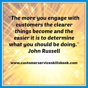 Customer Relations Quote - John Russell