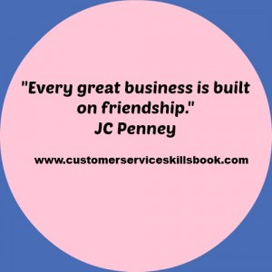 Deliver Excellent Customer Service By Building Customer Relationships