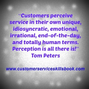 Customer Perceptions Have An Impact On Customer Relations