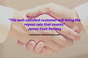 Customer Relations Equal Sales, Customer Satisfaction and Customer Retention