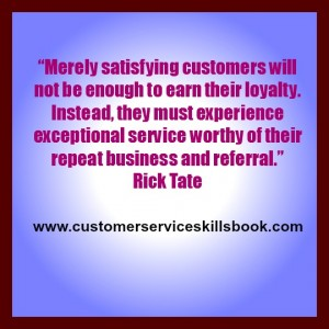 Customer Satisfaction Helps Build Brand and Customer Loyalty