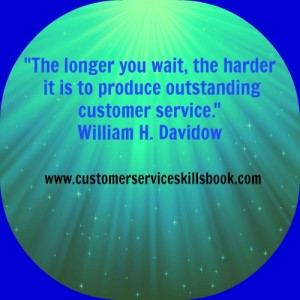 Strong Customer Relations Result From Excellent Customer